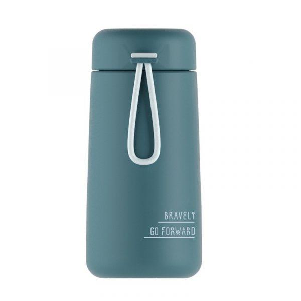 Mini frasco de vacío creativo, botella de agua caliente portátil, termos de acero inoxidable 304, vaso pequeño de bolsillo, vaso inoxidable termo acero