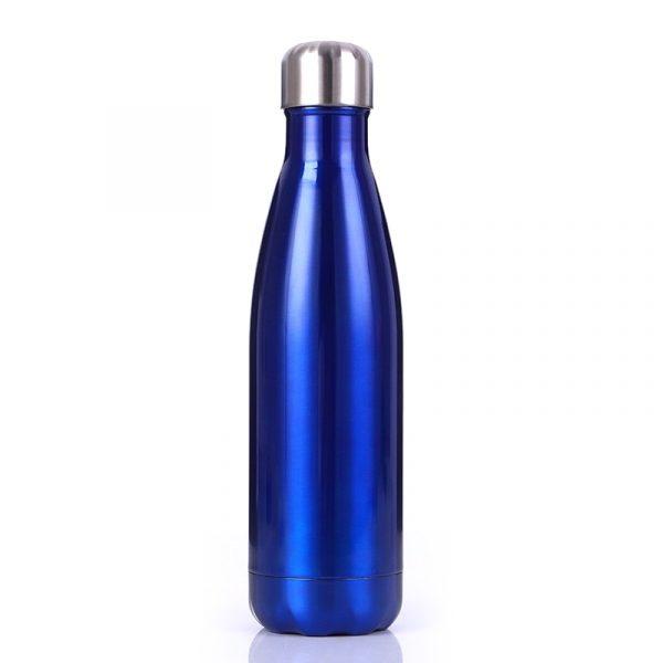 17oz doble pared de aislamiento al vacío 18/8 botella de agua de acero inoxidable-perfecto deportes al aire libre Camping senderismo ciclismo