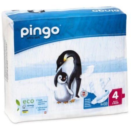 PINGO - Pañales tamaño 4 - 40 capas