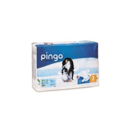 PINGO - Pañales tamaño 2 - 42 capas